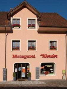 Metzgerei Werder Endingen